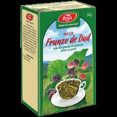 Dud, frunze, ceai la pungă
