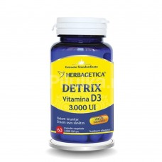 Detrix Vitamina D3 3.000UI