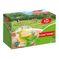 Ceai verde, ceai la plic