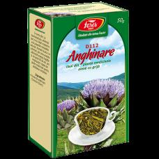 Anghinare, frunze, ceai la pungă