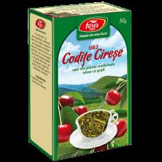 Codițe de cireșe, ceai la pungă