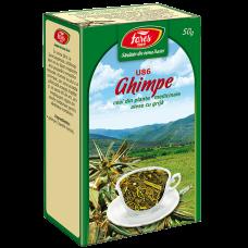 Ghimpe, iarbă, ceai la pungă