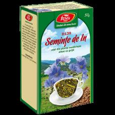 In, semințe, ceai la pungă