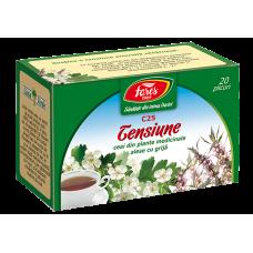 Tensiune (hipertensiune), ceai la plic