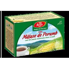 Mătase de porumb, ceai la plic
