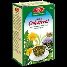 Colesterol, ceai la pungă