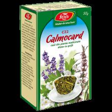 Calmocard (calmant cardiac), ceai la pungă