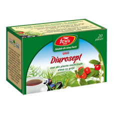 Diurosept, ceai la plic