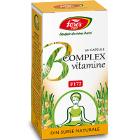 B complex vitamine naturale