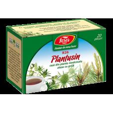 Plantusin (antibronșic), ceai la plic